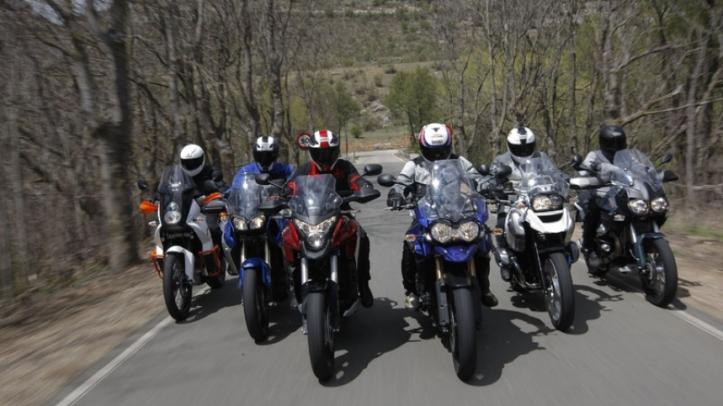 Motos para viajar