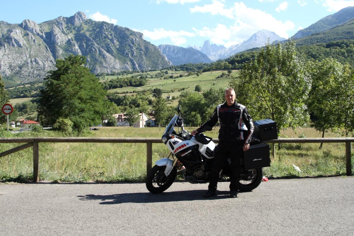 Ruta Covadonga - Panes (Asturias), agosto 2015